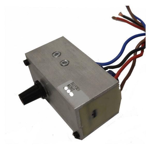 12-Volt DC Motor Variable Speed Device 12 Amps