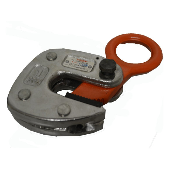Lift Clamp for Plate Steel for Horizontal Lift 1000kg