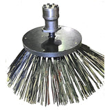 Sweeper Brush 400/500 mm with Hydraulic Drive Motor