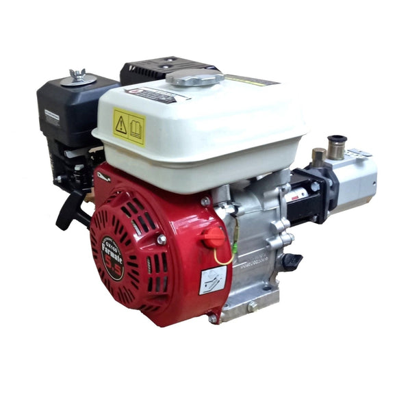 Petrol Log Splitter 5.5 hp Motor, Hydraulic Pump and Coupling