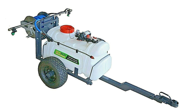 100 Litre ATV Sprayer 12 Volt Seaflo
