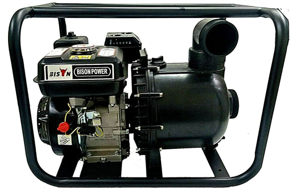 Chemical Pump 6.5 HP Petrol Bison 3