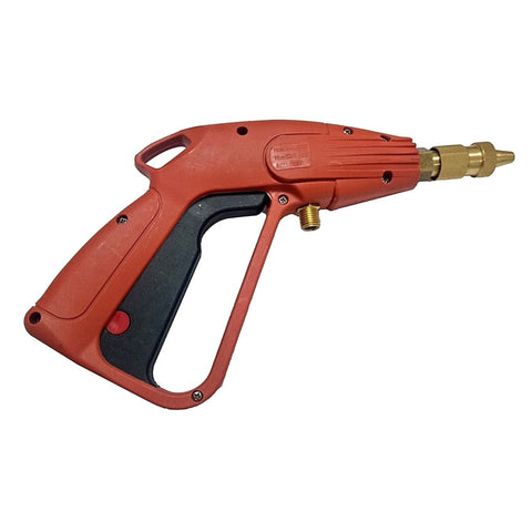 Agricultural Spray Pistol with Adjustable Nozzle Pressures to 2200 psi
