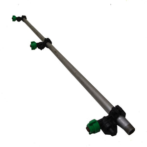 Sprayer Boom Pole Stainless Sprayer, Nozzles Cover 1.5 metre. (3 nozzle)
