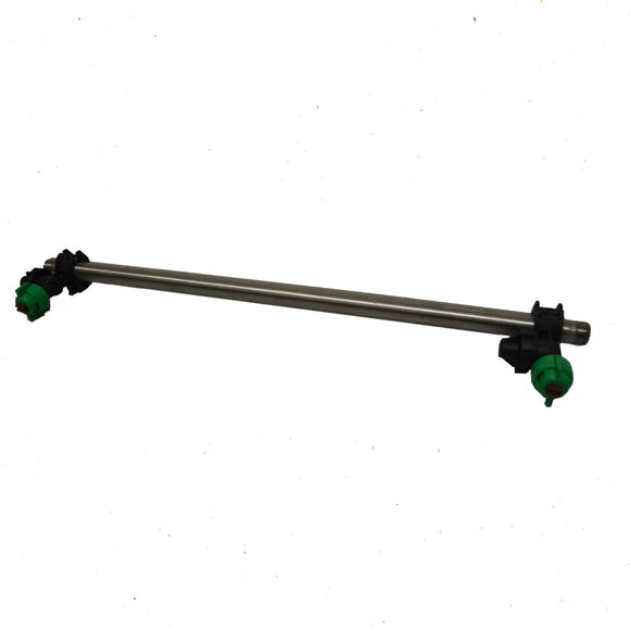 Sprayer Boom Pole Stainless With Sprayer Nozzles Cover 1 Metre (2 nozzle)