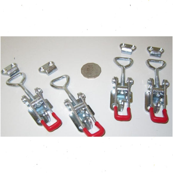 Trailer Over Centre Catches 97/102 mm Side (SET OF 4)