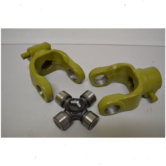PTO Shaft Universal Joint with Yokes Size 6