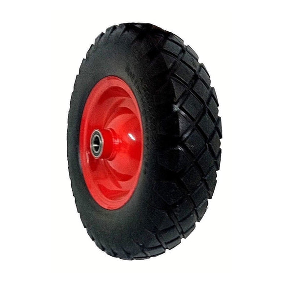 Puncture Proof Wheel (4.80/4.00 - 8 ) suit Wheel Barrow, Hand Truck, Sack Truck