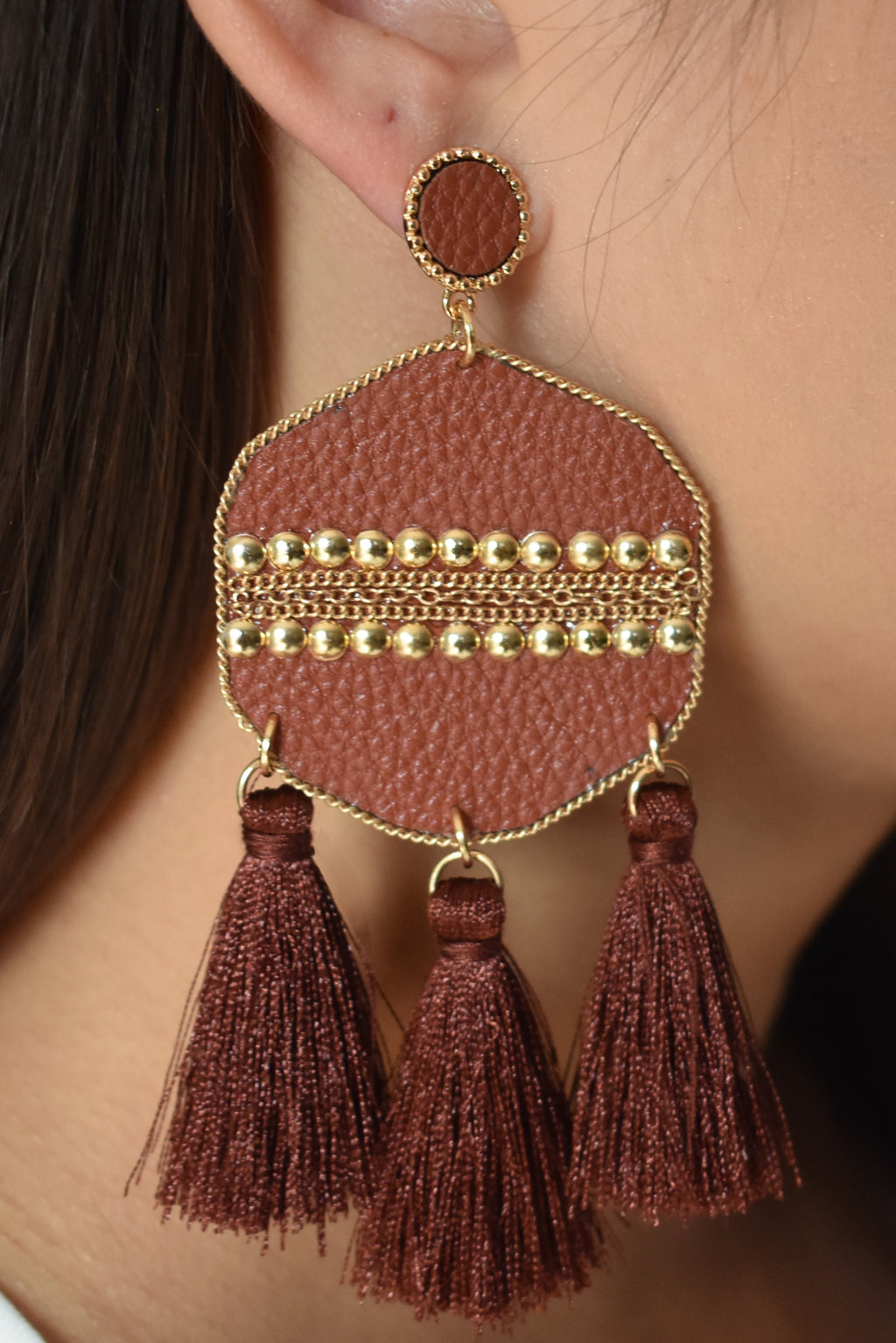 Tika Earrings (2- Color Options)