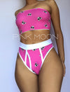 Puppy Love Set (Hot Pink)