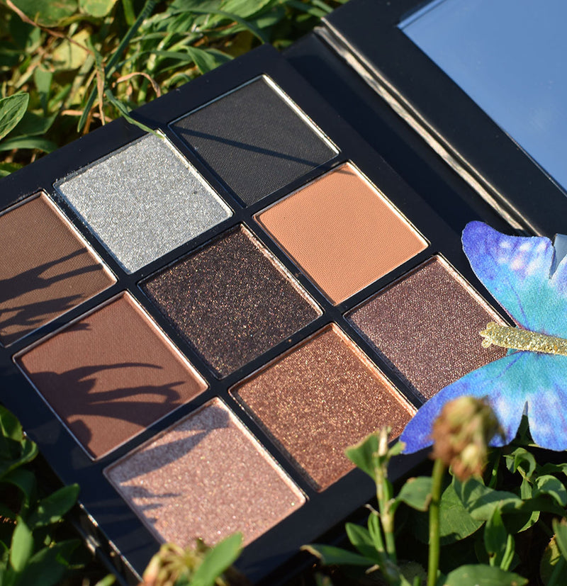 Summer Eyeshadow  (2-Palette Options)