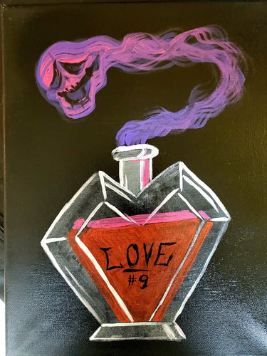 Love potion number #9 2/12 6pm