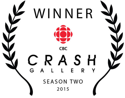 Sarazen Brooks Season One Winner of Crash Gallery