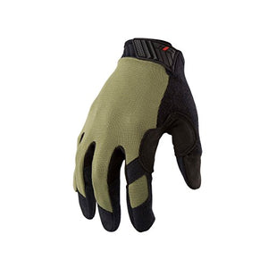 212 Performance Gloves MCG-BL77-009 General Utility Mechanic Gloves, Green, Medium