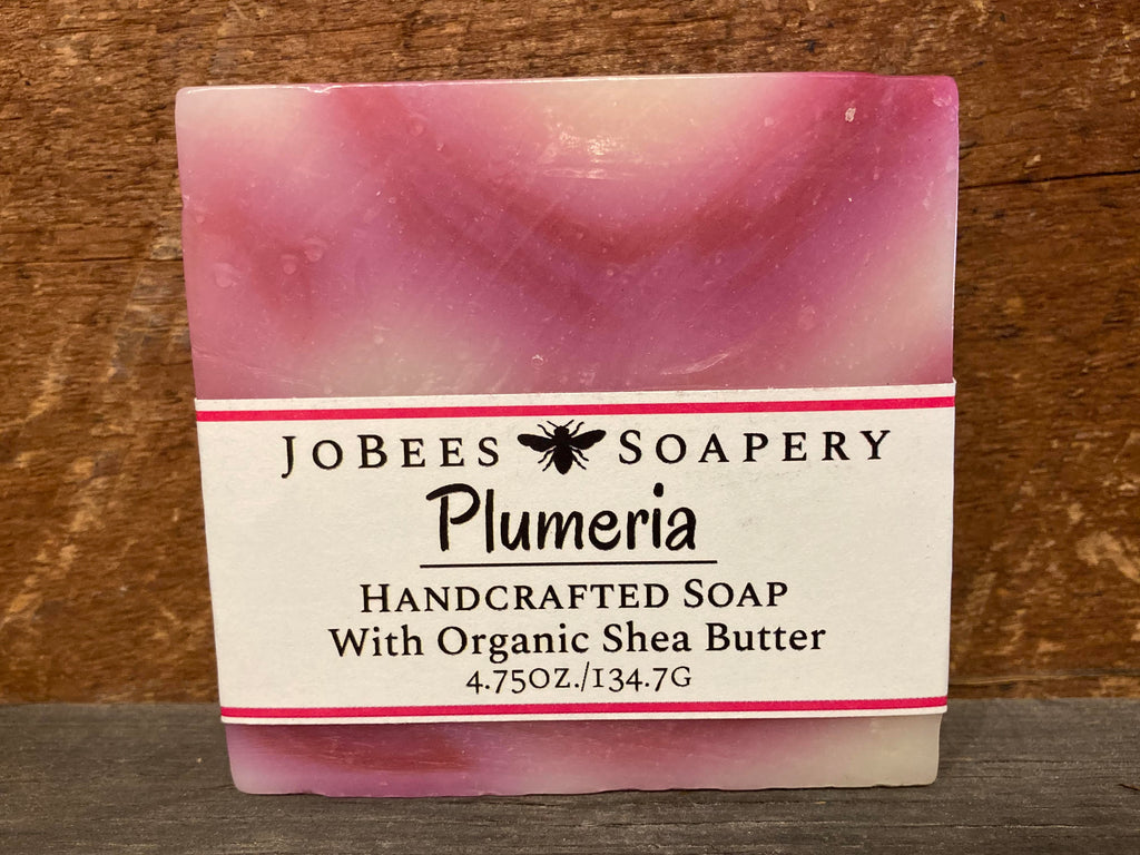 Plumeria Bar Soap - The Pickle Patch Store