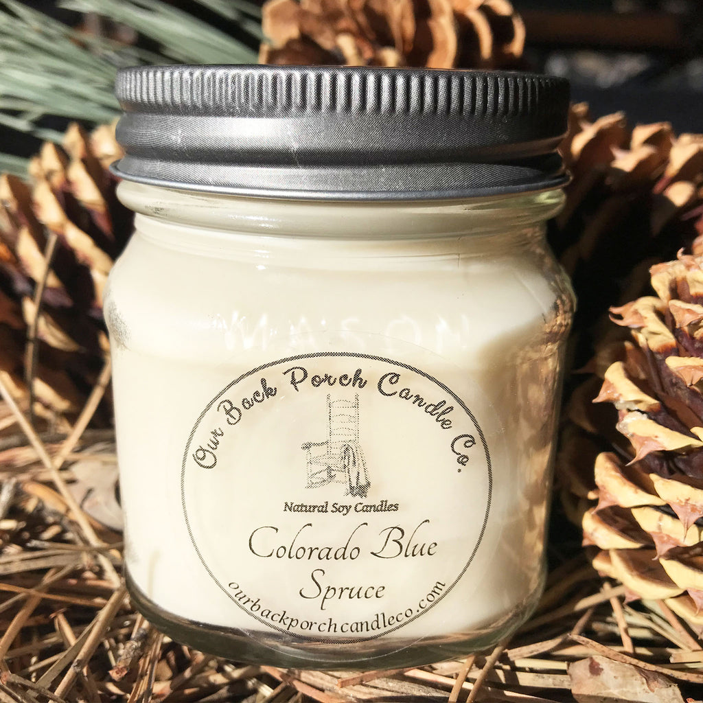 Colorado Blue Spruce - The Pickle Patch Colorado food and gifts