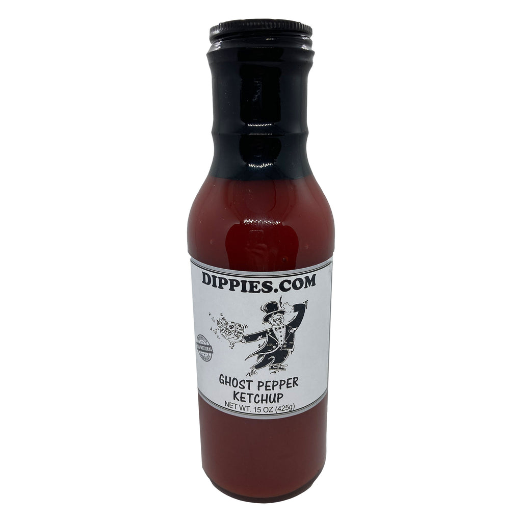 Ghost Pepper Ketchup - 15oz - The Pickle Patch Colorado food and gifts