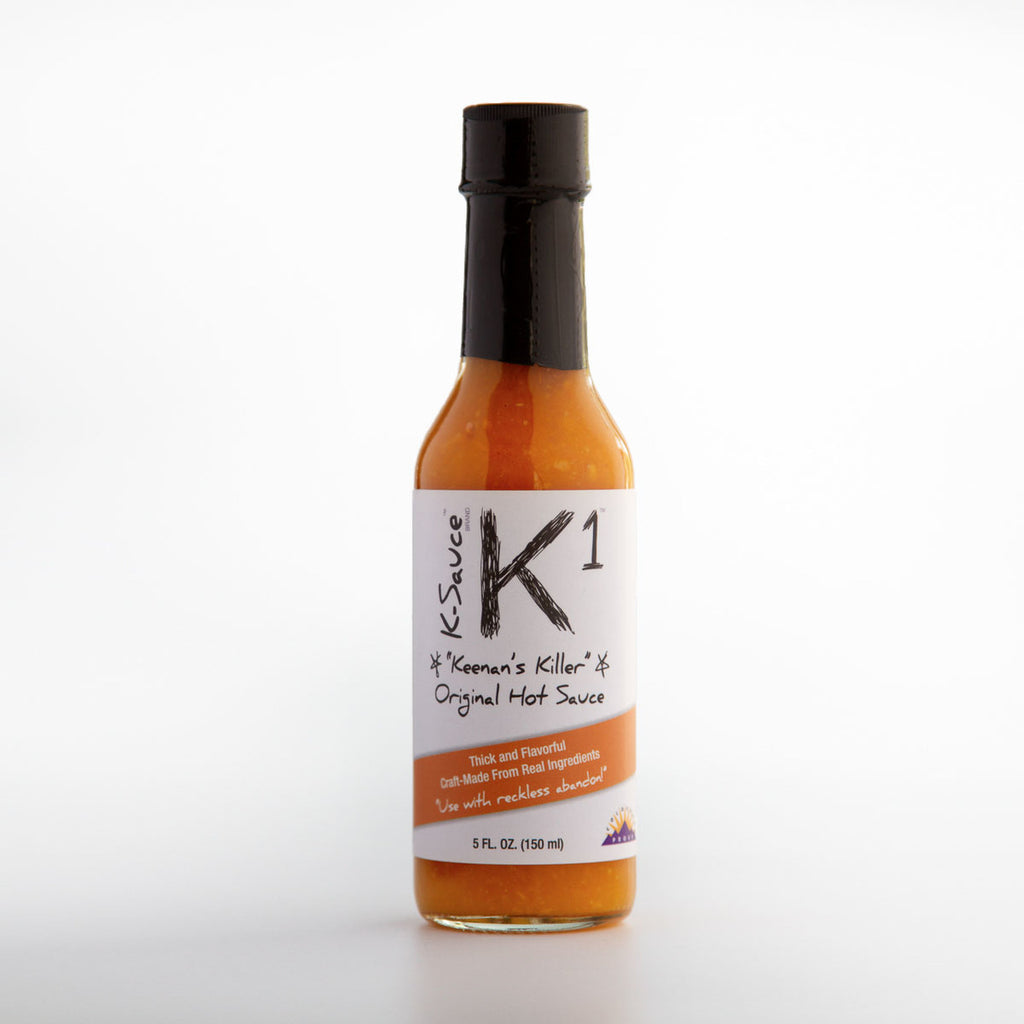 K-1 Original Hot Sauce (5 oz.) - The Pickle Patch Colorado food and gifts