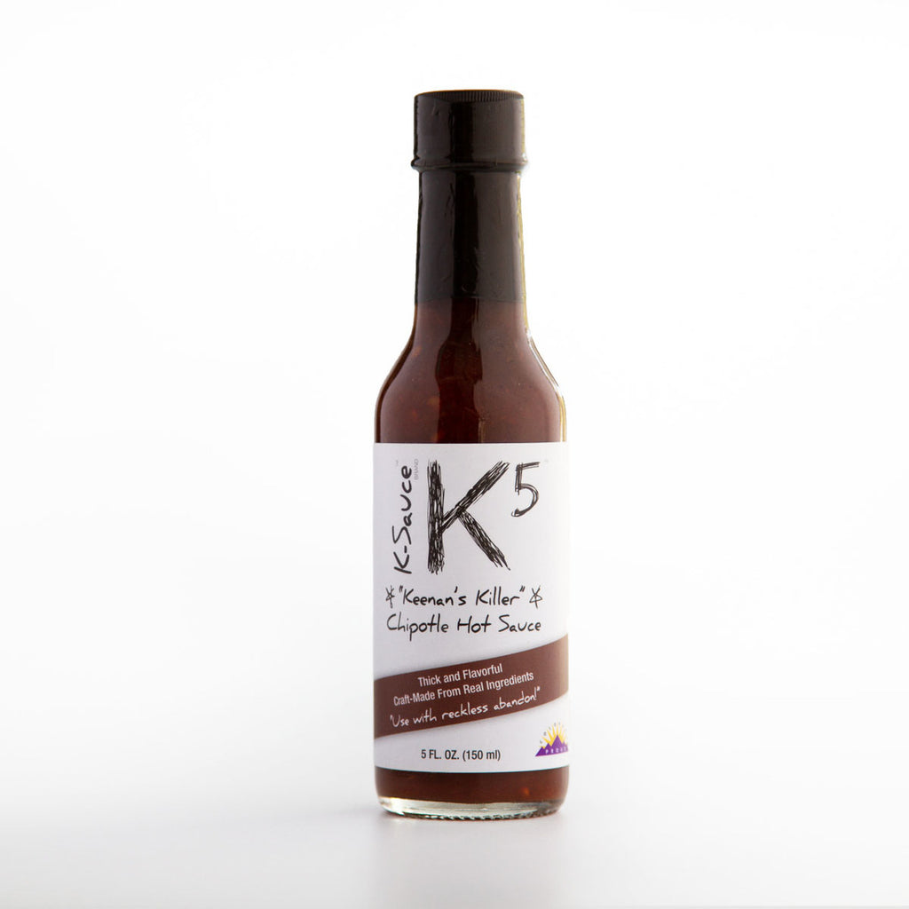 K-5 Chipotle Hot Sauce (5 oz.) - The Pickle Patch Colorado food and gifts