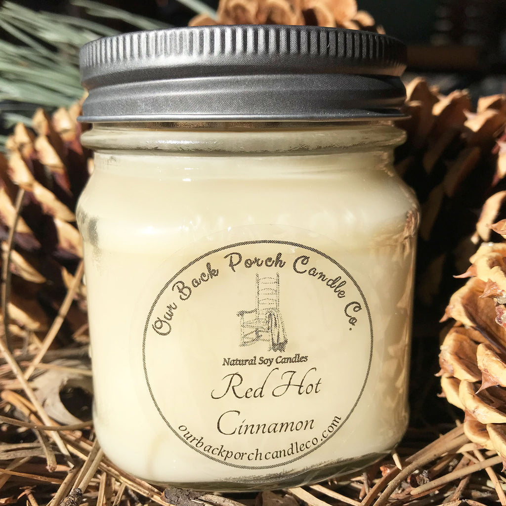 Red Hot Cinnamon - The Pickle Patch Colorado food and gifts
