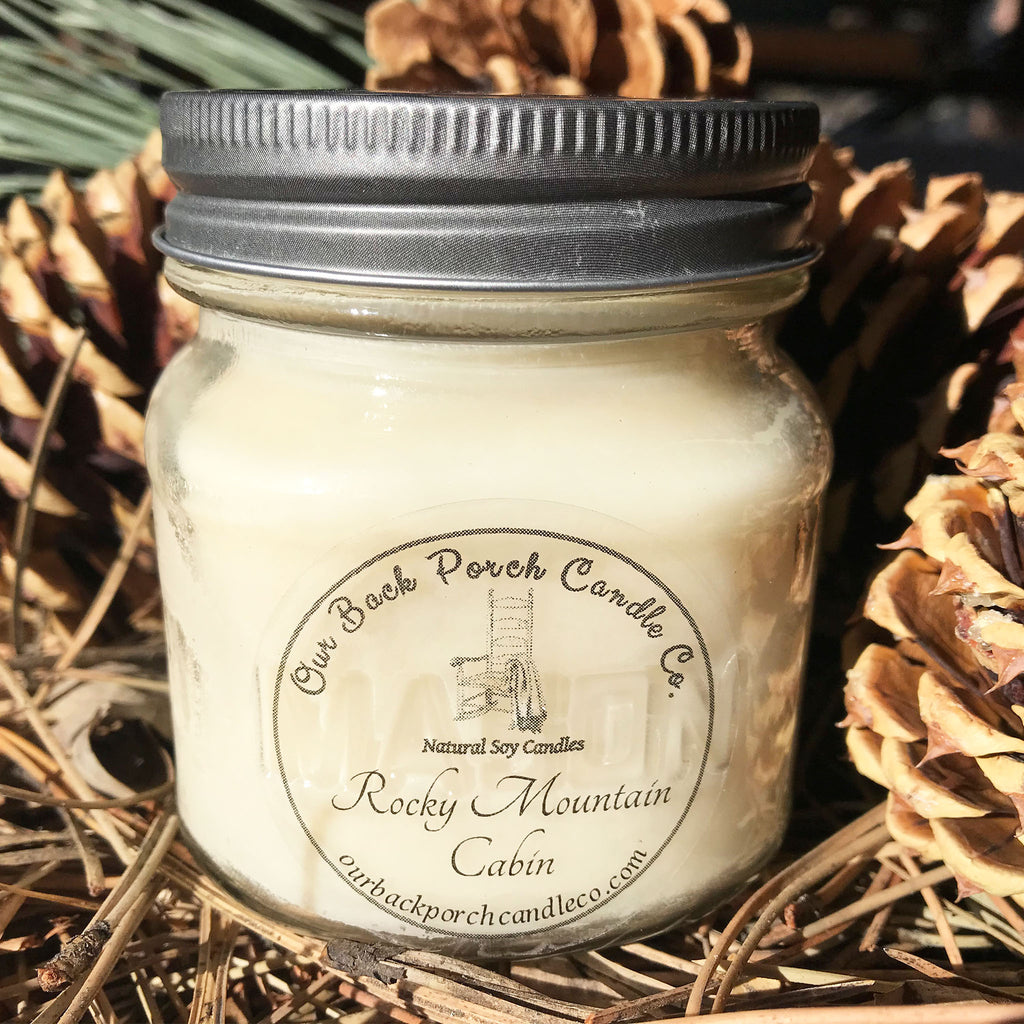 Rocky Mountain Cabin - The Pickle Patch Colorado food and gifts