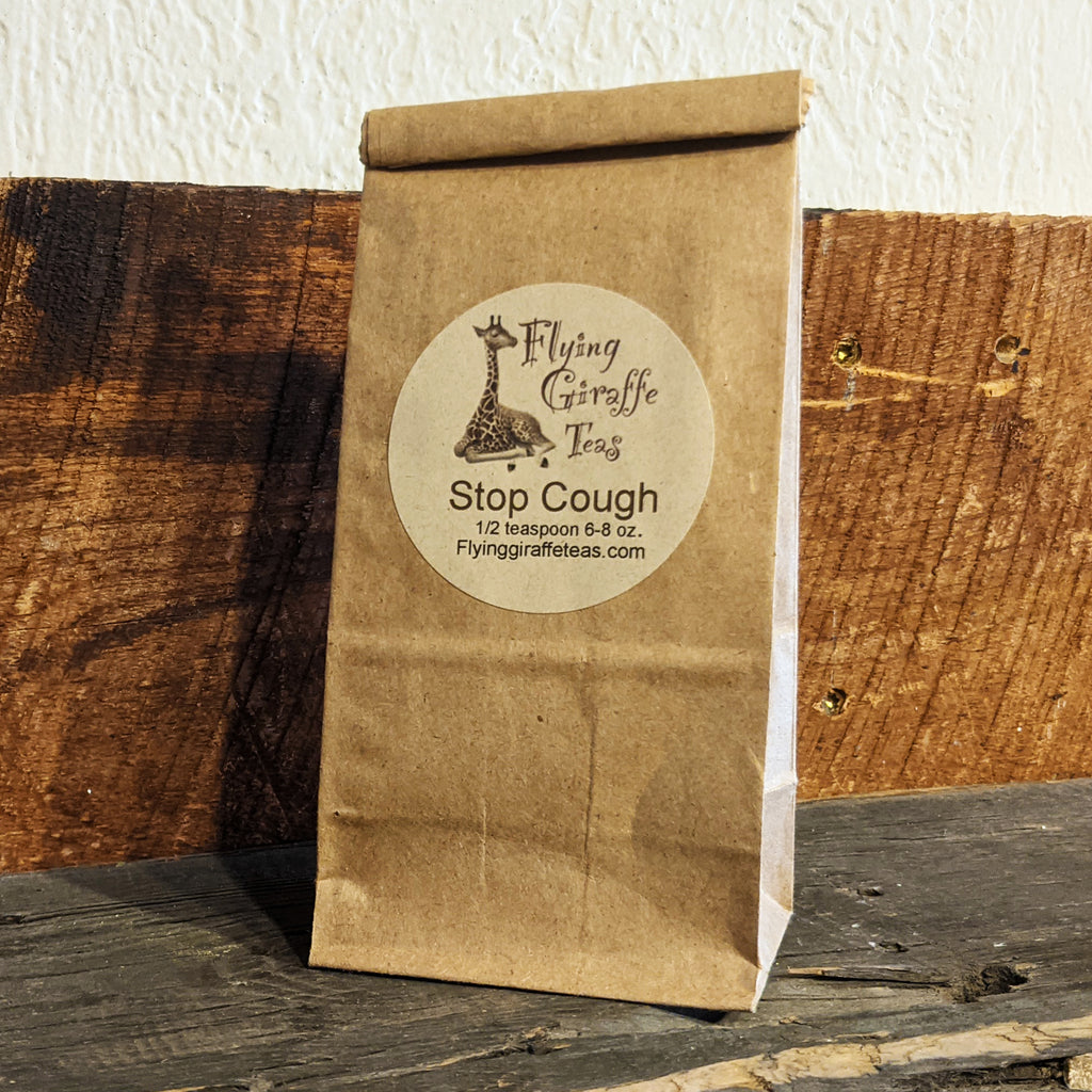 Stop Cough - 2.25oz - The Pickle Patch Store