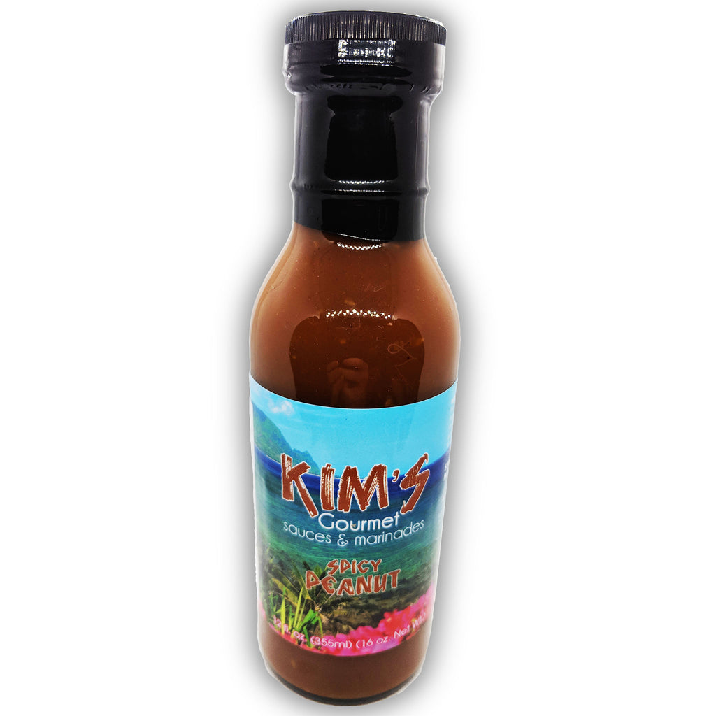 Spicy Peanut 12oz - The Pickle Patch Colorado food and gifts