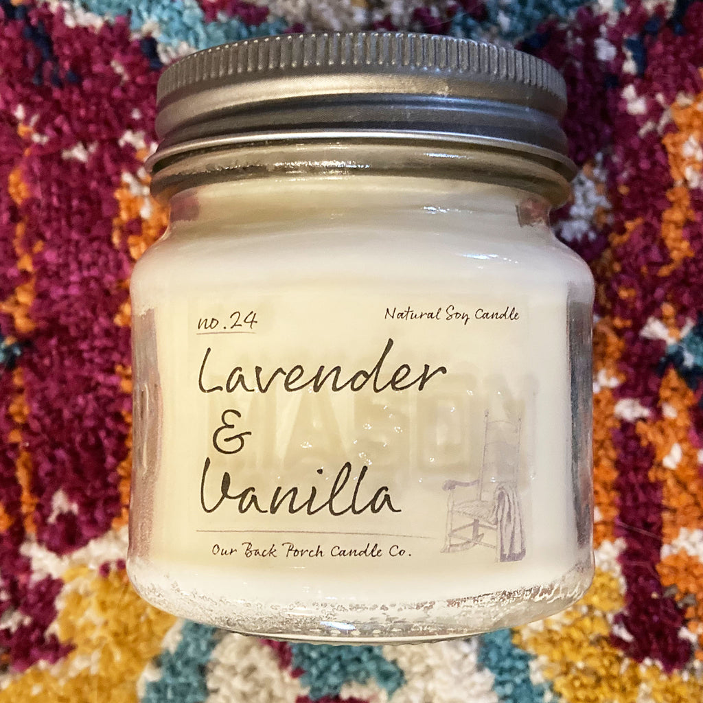Lavender & Vanilla - The Pickle Patch Colorado food and gifts