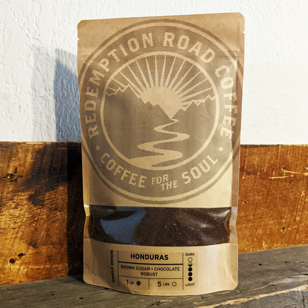 Honduras - 1LB fine ground coffee - The Pickle Patch Store