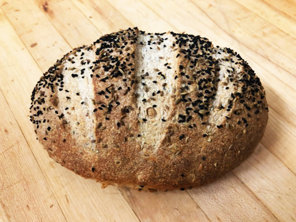 Sourdough Rye PREORDER (1 Loaf) - The Pickle Patch Store