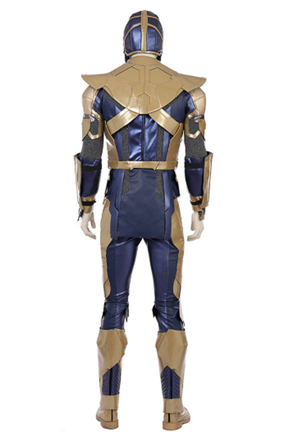 Cosplayjet Marvel Avengers Infinity War Thanos Armor Cosplay Costume Set  (Without shoes)