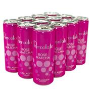 Rose Collagen Matcha  (12 Pack)