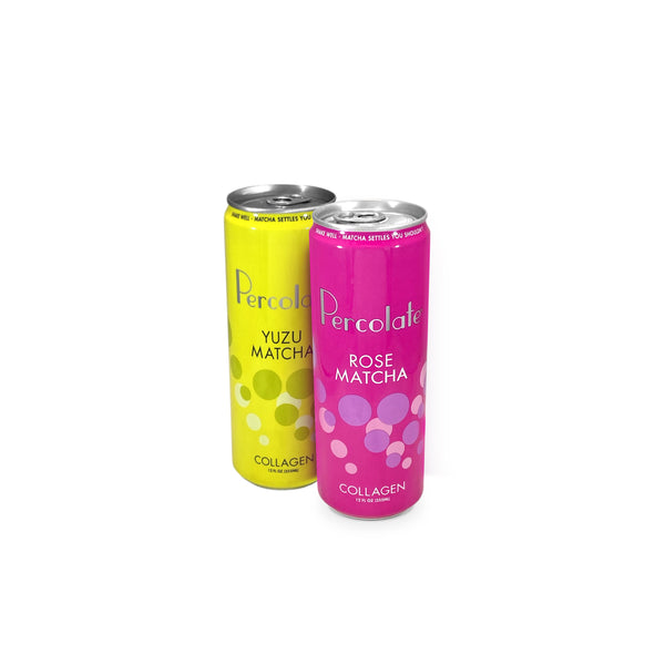 "Rose & Yuzu Collagen Matcha <br class=""br"">(2 Pack)"