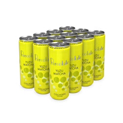 "Yuzu Collagen Matcha <br class=""br"">(12 Pack)"