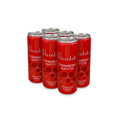 "Sparkling Matcha Energy Strawberry <br class=""br"">(6 Pack)"