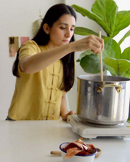 Introduction to Natural Dyeing | Live class via Zoom - Sep 12