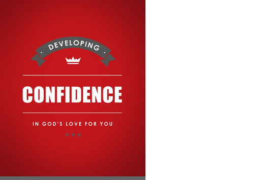 Developing Confidence In God's Love (DVD)