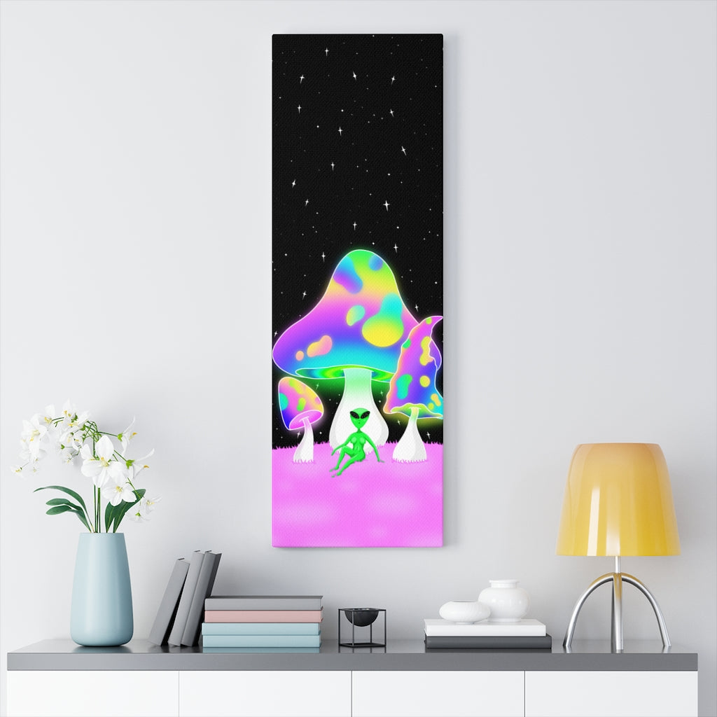 Shroomie Canvas