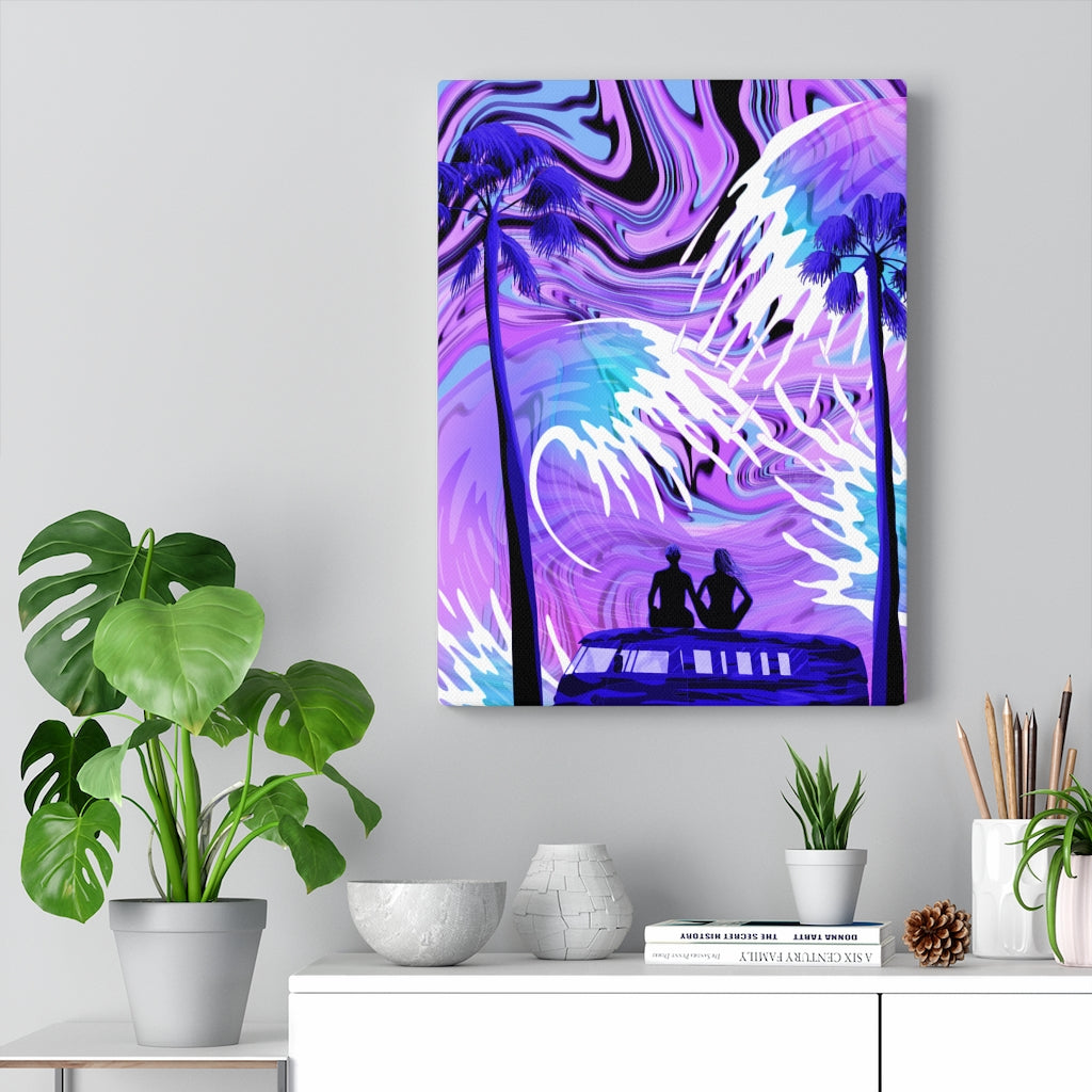 Ride Your Wave Canvas