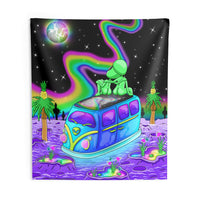Home Planet Tapestry