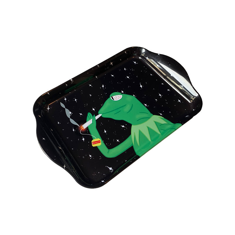 Kermit The Frog Rolling Tray