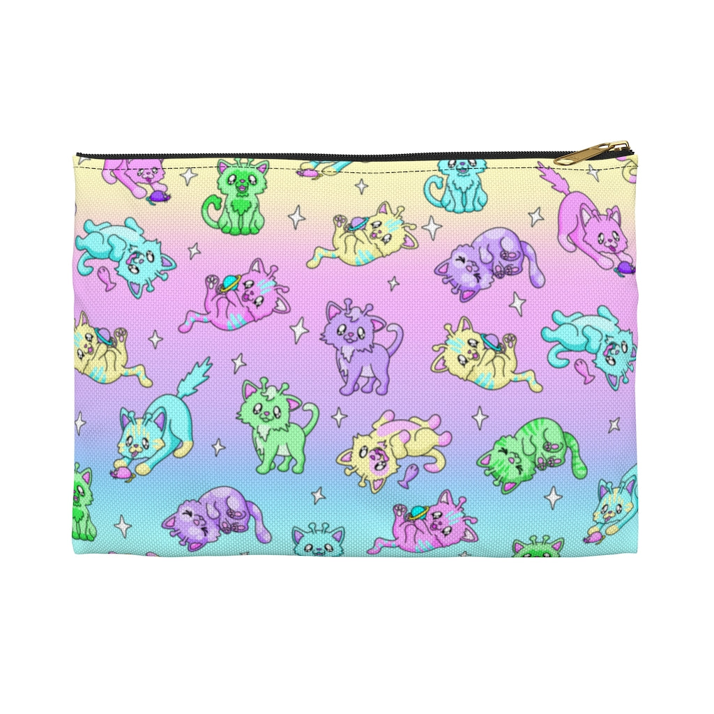 Space Kitties Pouch