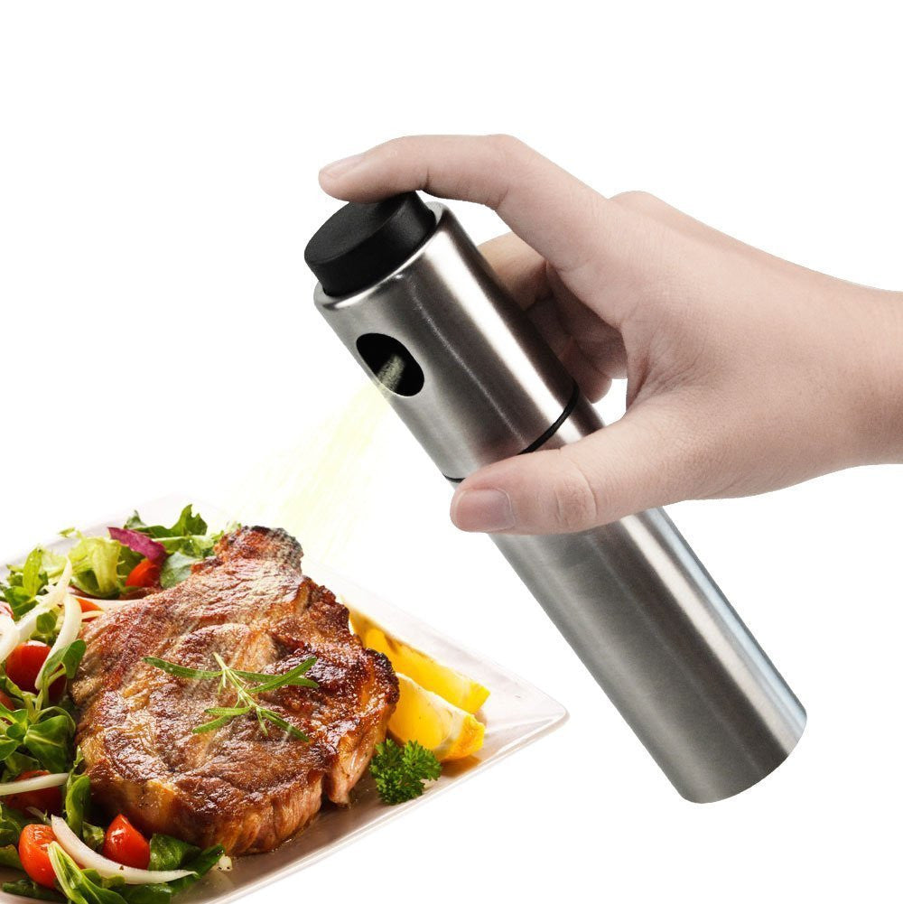Oil Sprayer For Cooking Barbecue Portable