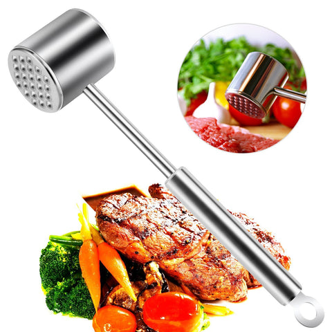 Meat Beef Chicken Tenderizer Hammer