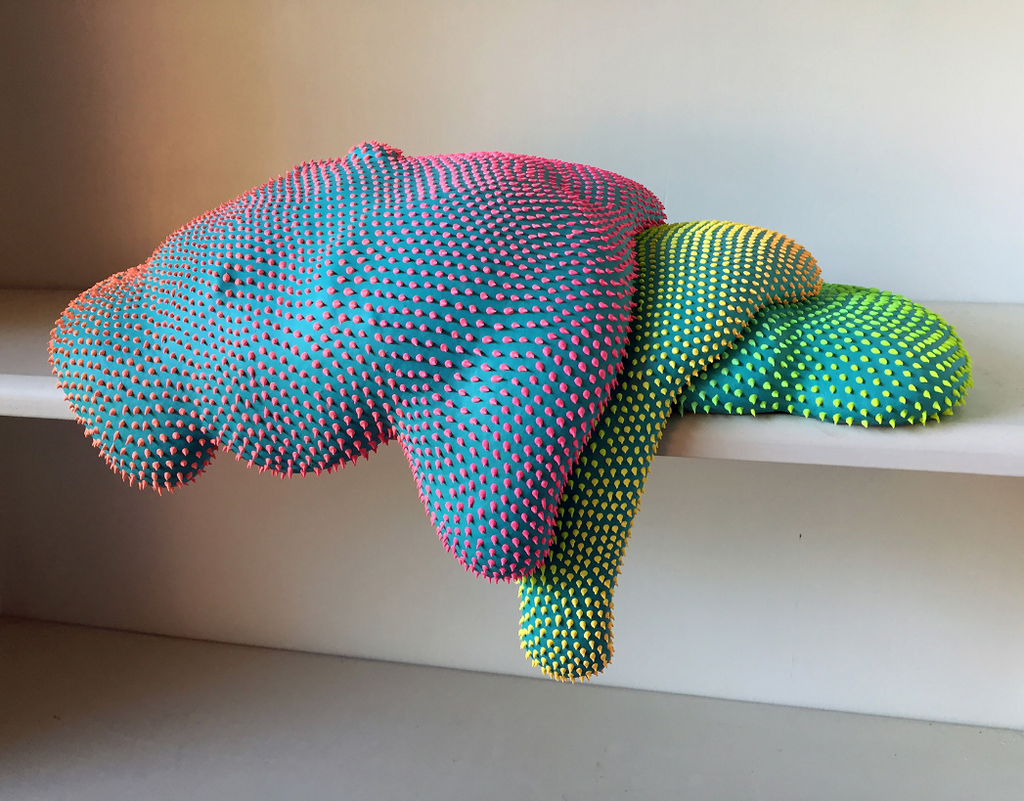 Tactile Sculpture by Dan Lam