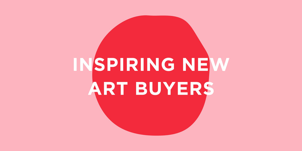Inspiring New Art Buyers