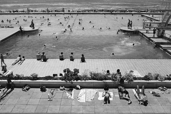 Sea Point Pool 1979