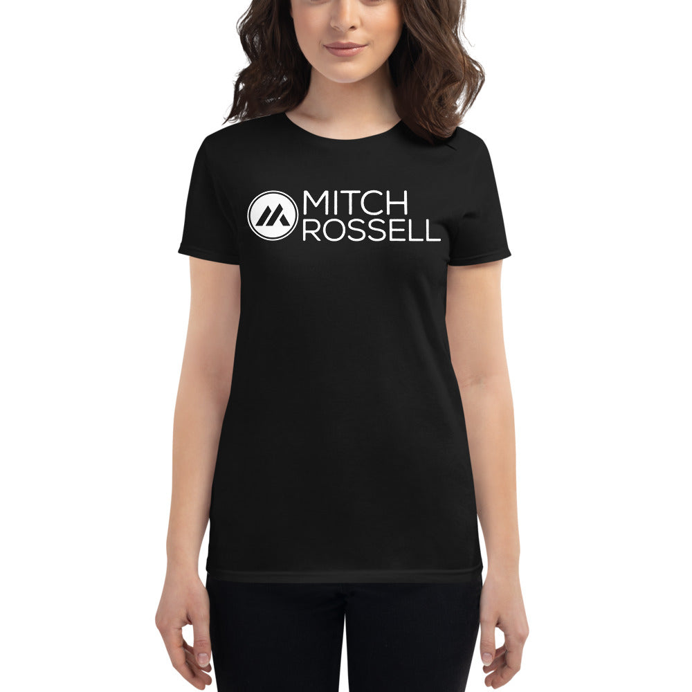 Logo/Name Women's short sleeve t-shirt