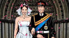 Kate & William: A Very Public Love Story (bundle)
