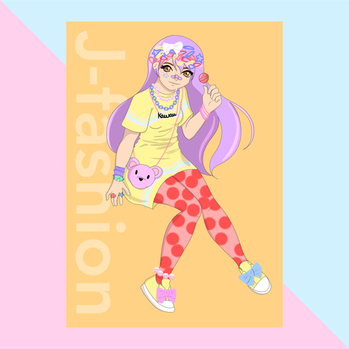 JFashion Decora Print